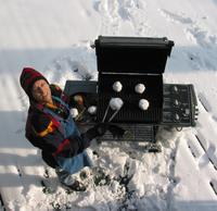 Throw a Snowball on the Barbie