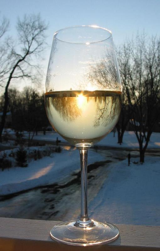wine-at-sunset