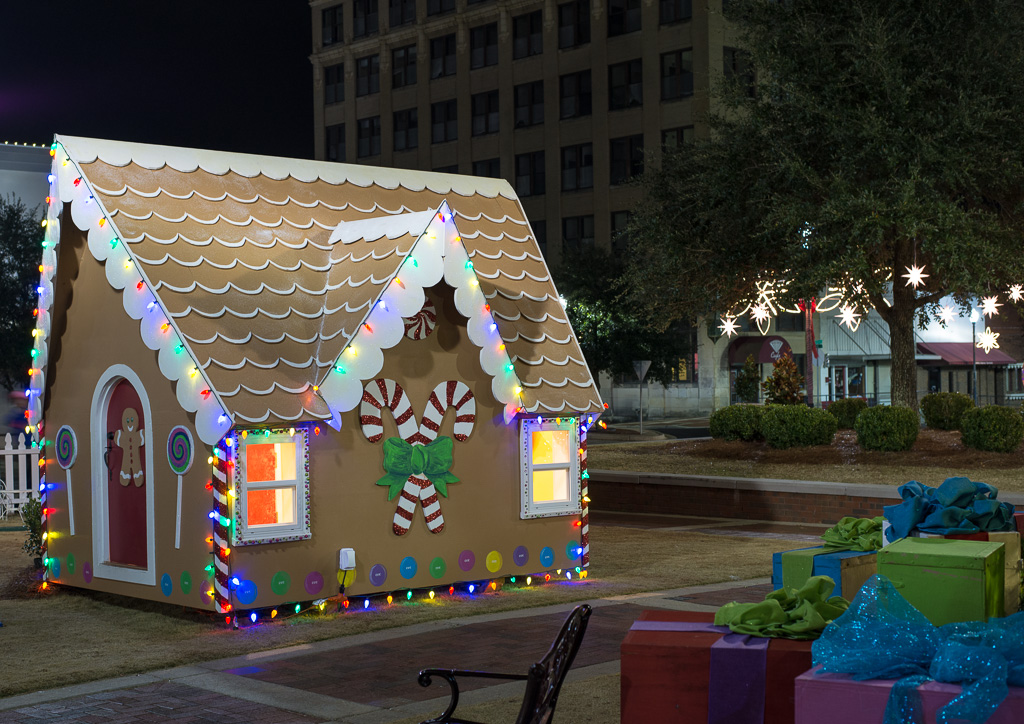 Christmas Land at the Square