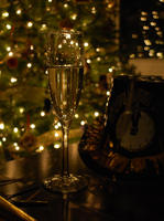 Ring in the new year with champagne