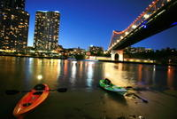 Story Bridge & Kayaks