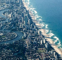 [2ND PLACE] Surfers Paradise