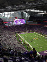 Vikings Football Stadium