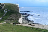 [2ND PLACE] Hiking the Seven Sisters