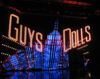 Guys and Dolls set